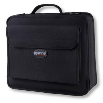 Η τσάντα μεταφοράς της Gymna είναι σχεδιασμένη για τις συσκευές της σειράς 100 και 200 (προαιρετικός εξοπλισμός)