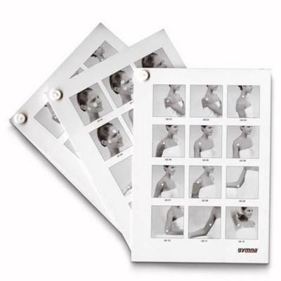 Διατίθεται με οδηγό θεραπείας με φωτογραφίες για την τοποθέτηση της κεφαλής ανάλογα με την πάθηση