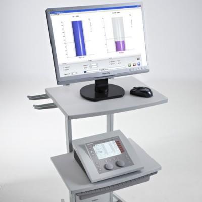 H συσκευή biofeedback Myo 200 διαθέτει ειδικό λογισμικό σύνδεσης με υπολογιστή δίνοντάς του απεριόριστες δυνατότητες