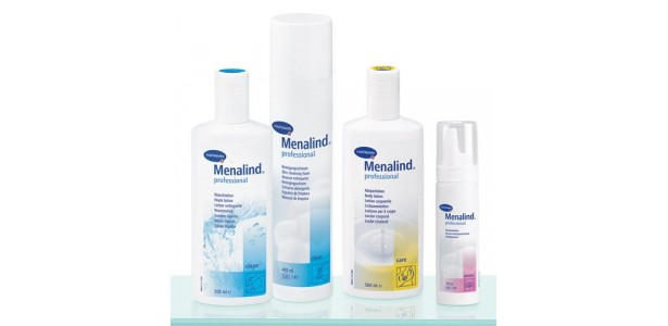 Προϊόντα περιποίησης δέρματος Menalind Professional Hartmann