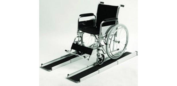 Ράμπες αναπηρικού αμαξιδίου για αμεα