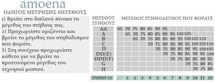 Υπολογισμός μεγέθους Energy 1S